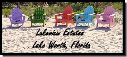 Lakeview Estates, Lake Worth Florida
