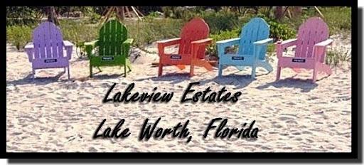 Lakeview Estates, Lake Worth Florida