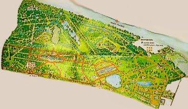 Kew Gardens, map, thumbnail link