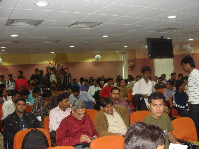 Me at PHPCamp Pune 2010