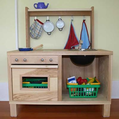 Cocina a medida mi llave allen - Cocinas infantiles madera ...