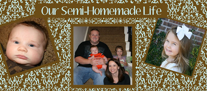 Our Semi-Homemade Life