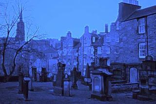 Kuburan Greyfiar Firk, Edinburgh, Skotlandia