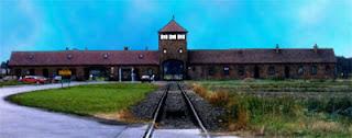 Auschwitz-Birkenau Concentration Camp, Oswiecim, Poland.