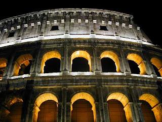 Colliseum, Rome, Italy
