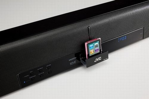 JVC Soundbar Home Theater System