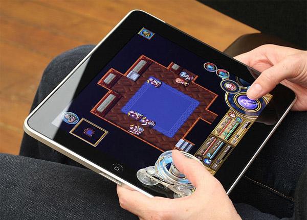 Fling Game Controller Ipad