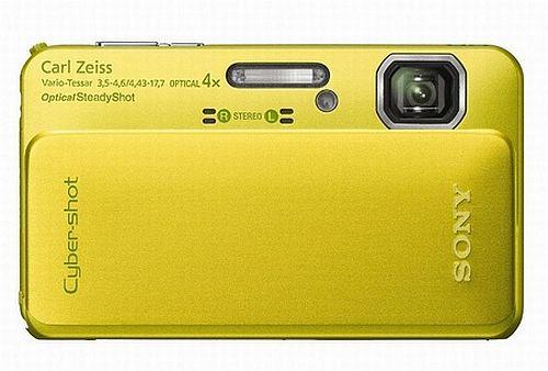 Sony DSC-TX10 Rugged Digital Camera