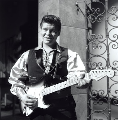 Ritchie Valens left an impact as a rock and roll singer