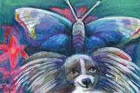 Papillion by artistsuetaylor