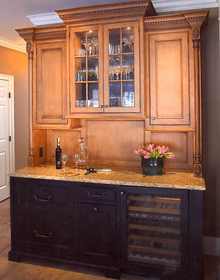 Interior design country kitchens designs for Dry kitchen ideas