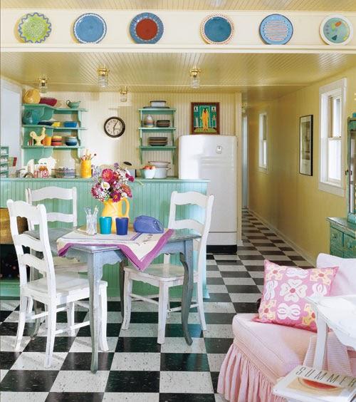 Modern furniture modern bedroom modern kitchen for Vintage modern kitchen ideas