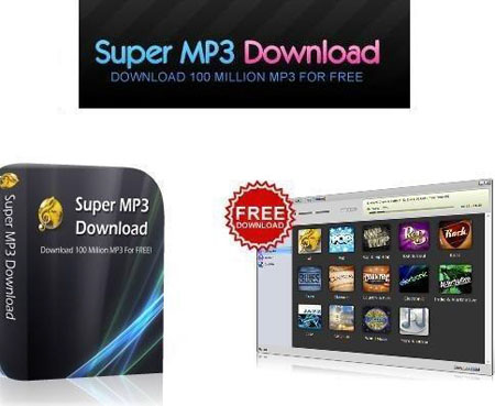 over 100 million mp3 for free