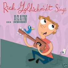 RICK GOLDSCHMIDT SINGS...AGAIN