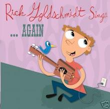 RICK GOLDSCHMIDT SINGS...AGAIN