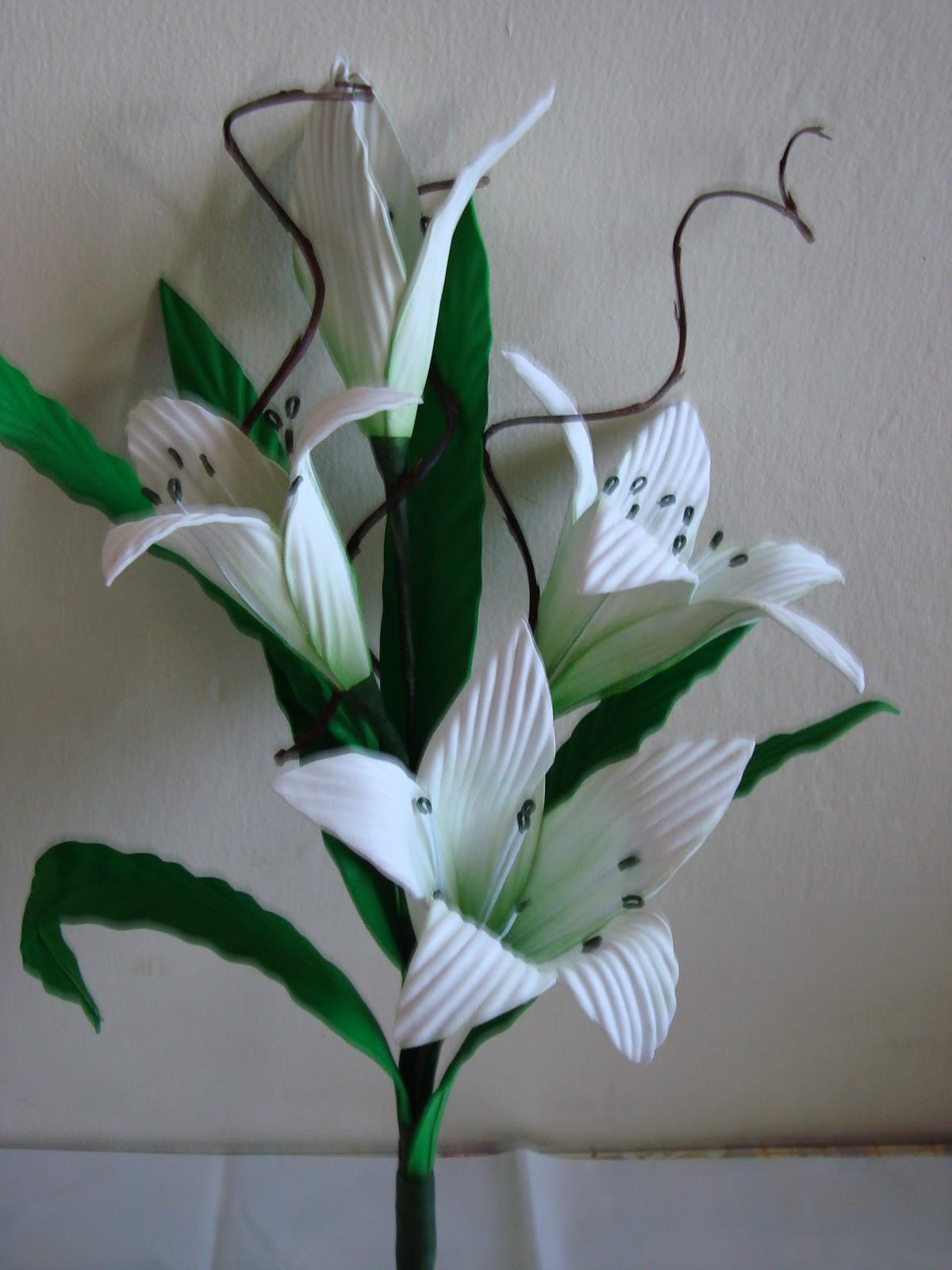 de eva drisol artes lírios flores de eva drisol artes copo de leite