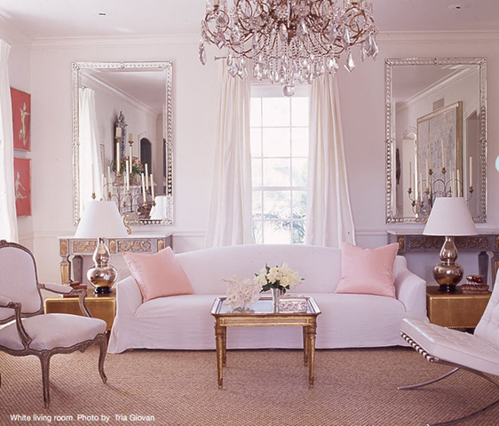 Rose And Hudson: A Gorgeous Living Room