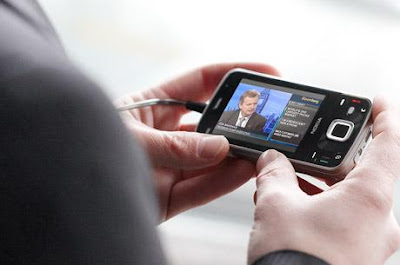celular recibe senal tv