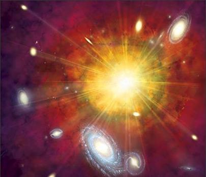 En qu consiste la teor a del big bang teclazo for A quoi sert le gaz naturel