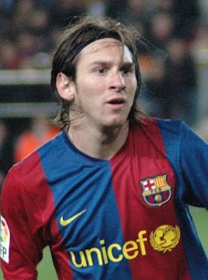 lionel messi club barcelona futbol
