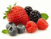 Las frutas contienen vitaminas
