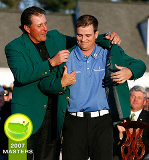 Masters of Augusta 2007