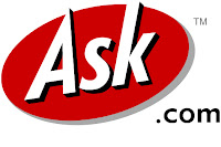 ask.com search engine logo