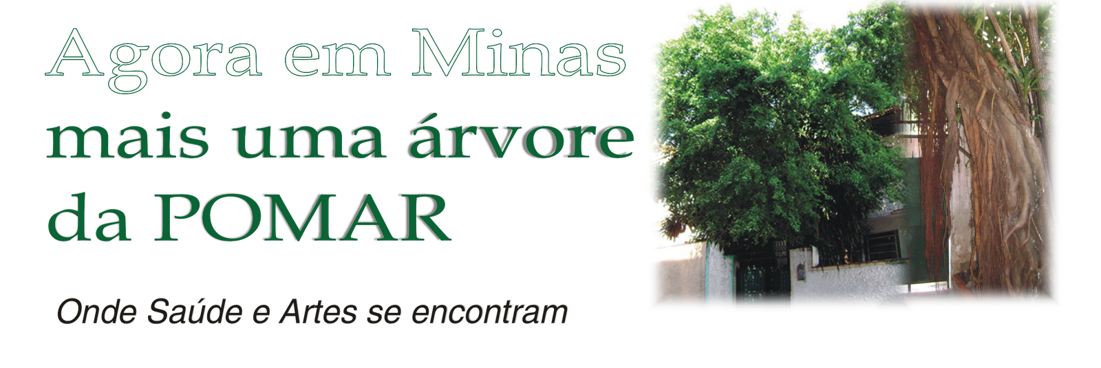 Clínica Pomar em Minas