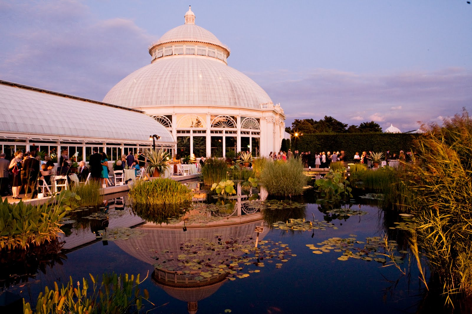 Party Resources Party Details Wedding At Ny Botanical Gardens