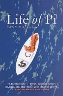 Agosto de 2008: Yann Martel, Life of Pi, Canongate Books