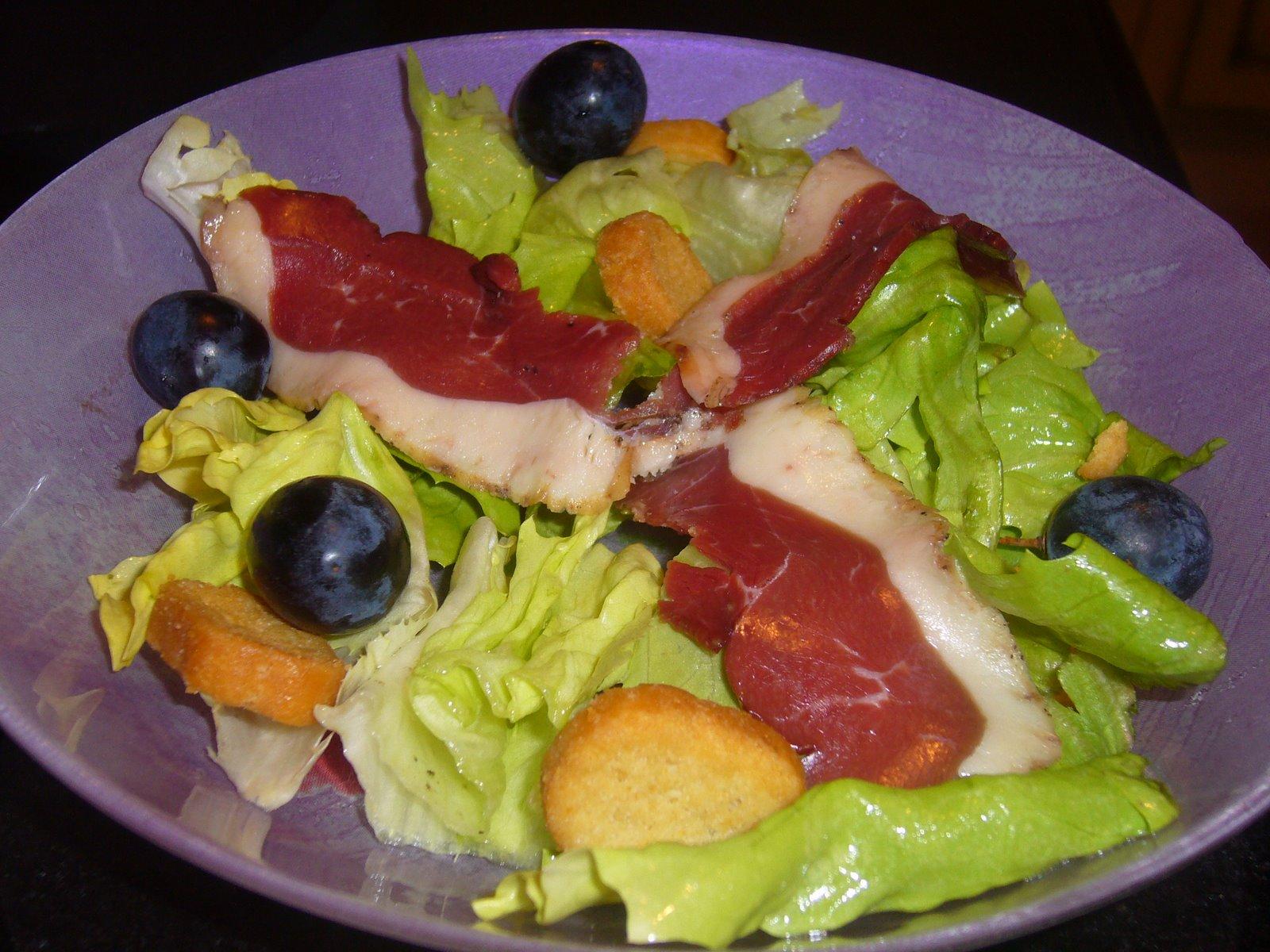 recettes plats  Aiguillettes de canard aux pêches