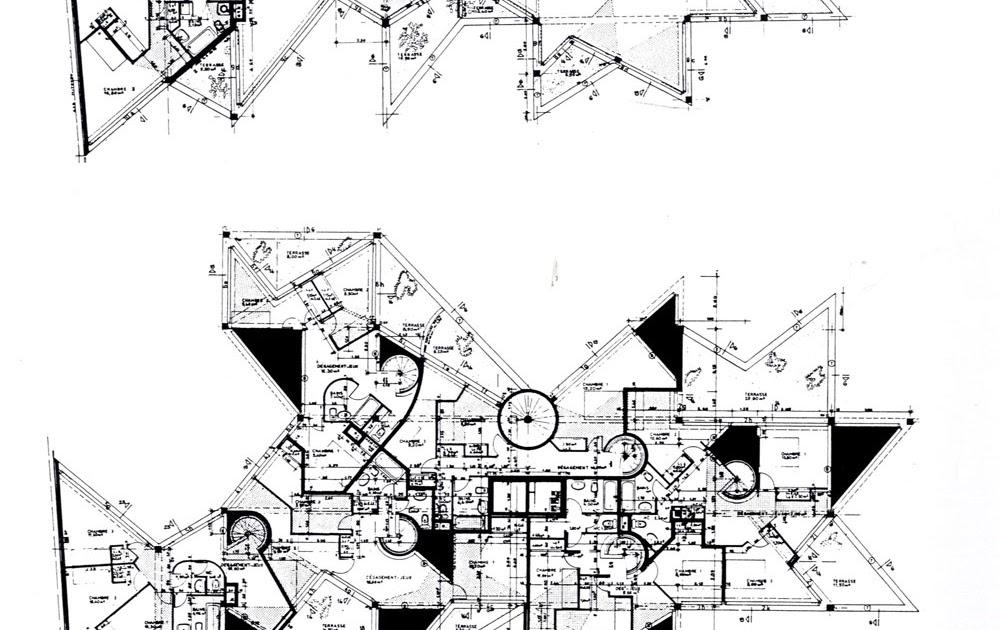 wander wonder jean renaudie ivry sur seine housing. Black Bedroom Furniture Sets. Home Design Ideas