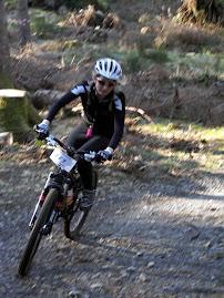 Laura Moutain Biking
