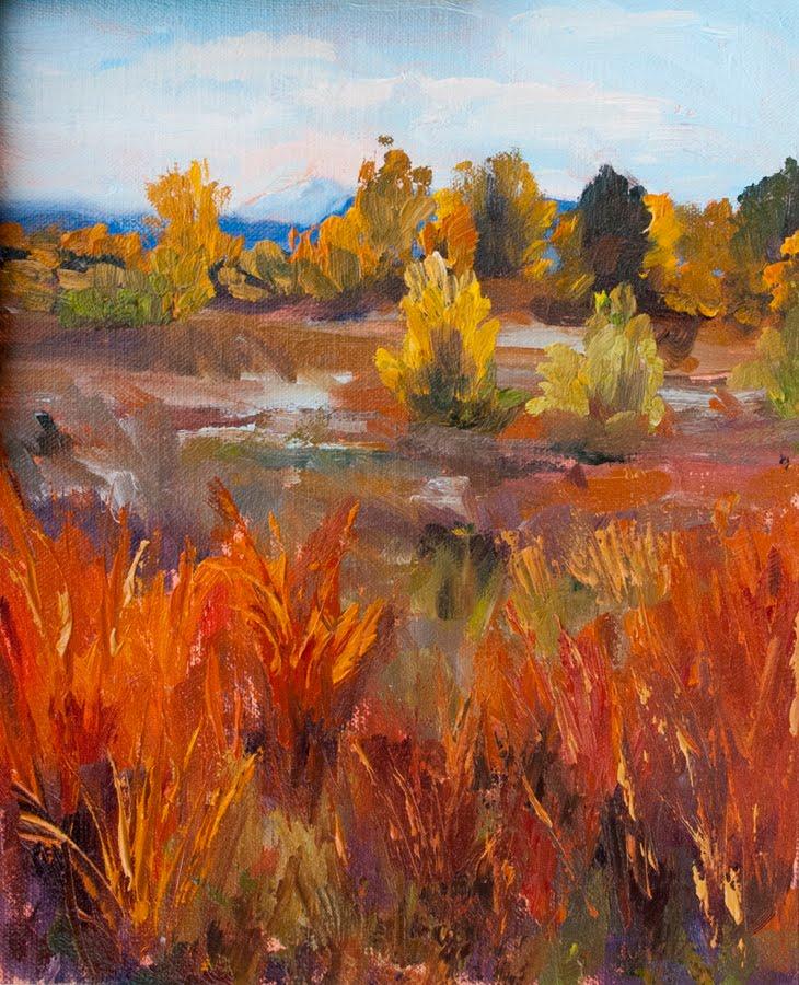 Aspen Tree Paintings: ...