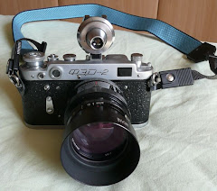 FED-2 Russian rangefinder