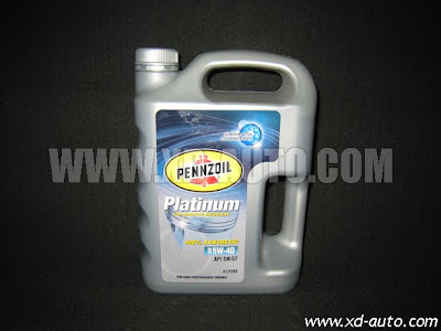 Wts Pennzoil 100 Synthetic 5w 40