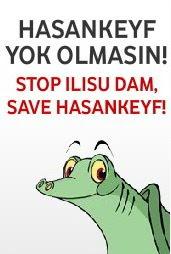 HASANKEYF YOK OLMASIN!