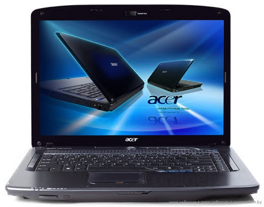 Acer Aspire 5738g Notebook Windows 7