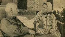عکس دکتر مصدق و همسرش ضیاء السلطنه