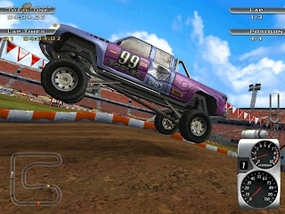 akejhrwvsf Tough Trucks: Modified Monsters Portable portateis jogos pccorrida games