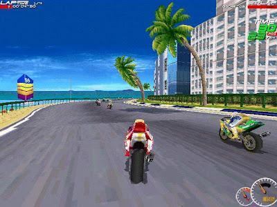8FC03 3 Moto Racer 2 Ripado