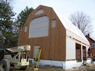 Post and beam timber frame blog structural insulated for Stress skin panels cost
