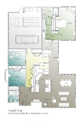 One Story House Plans - One Story Home Plans - 1 Story Floor Plans