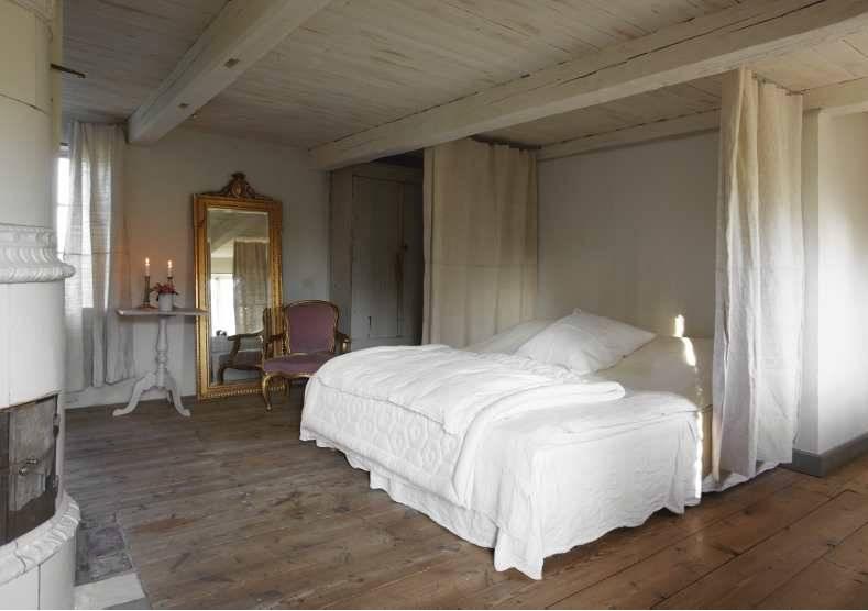 Space for inspiration swedish beauty in sk ne - Einrichtungsideen kleines schlafzimmer ...