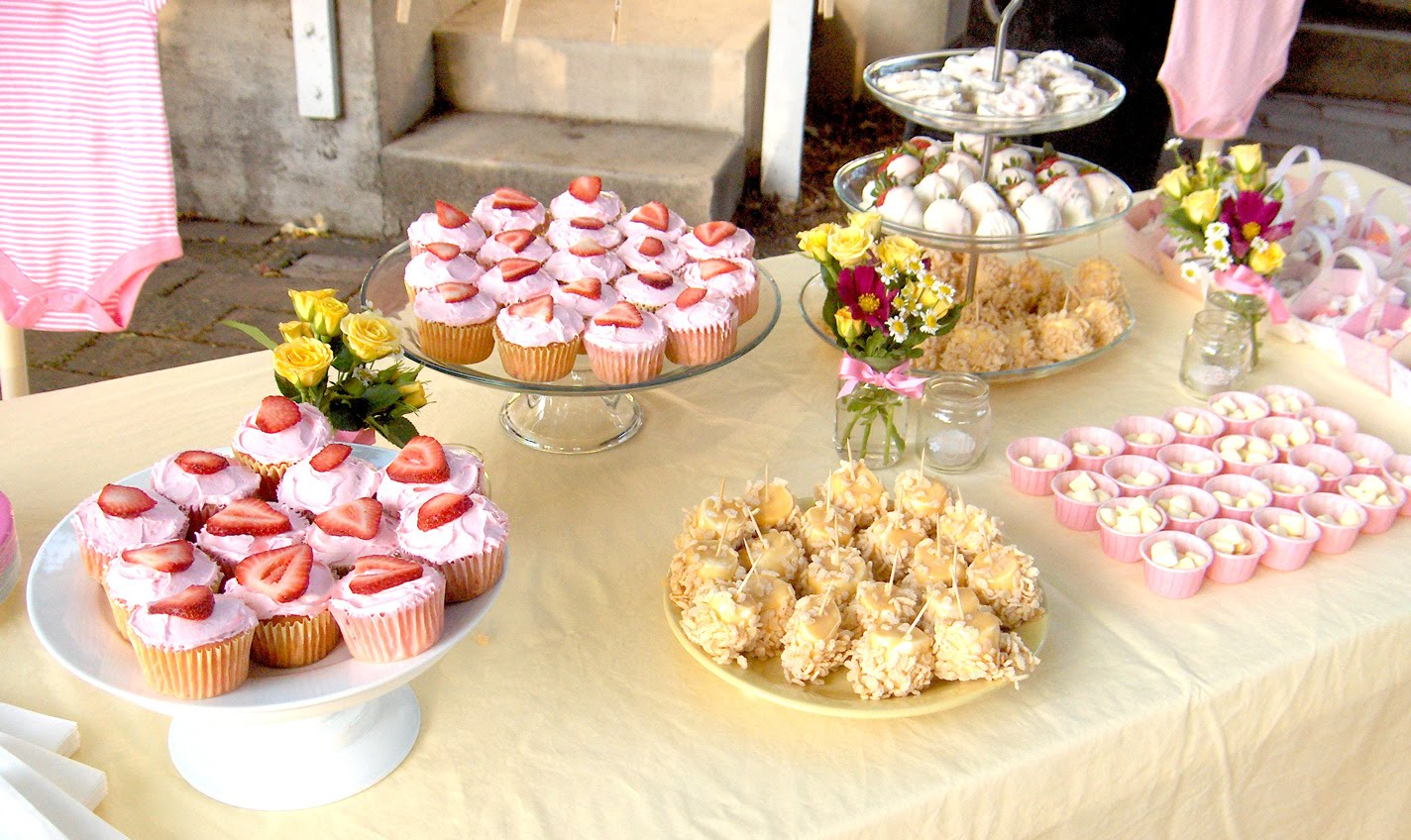Baby shower food ideas baby shower menu ideas cindys baby shower forumfinder Gallery