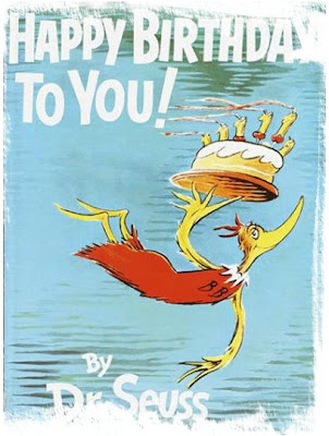 beloved Dr. Seuss' 105th Birthday!