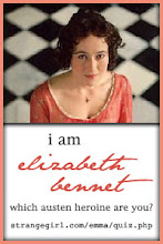 I Am Elizabeth Bennet
