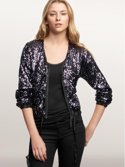 Gap Sequin Jacket $128