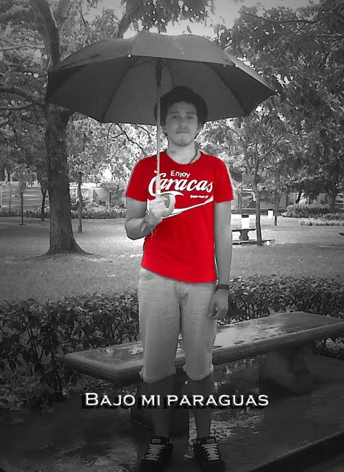 Bajo mi paraguas