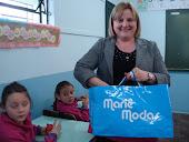 Professora de Apoio ao Processo de Ensino Aprendizagem